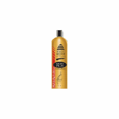 Straight Request Moisture Plus Shampoo 32 fl.oz.