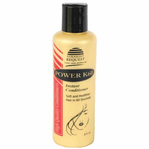 Straight Request Power K60 Conditioner 8 fl .oz.