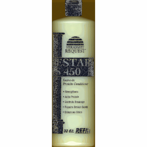 Straight Request Restart PS 450 Leave-In Protein Conditioner 32 fl.oz