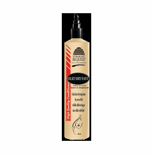 Straight Request Silky Dry Fast Treatment 8 fl.oz