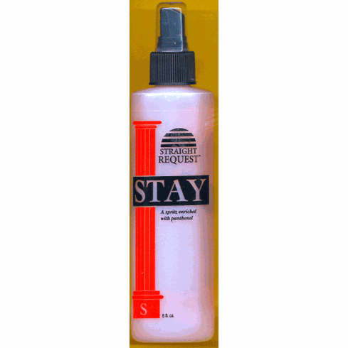 Straight Request Stay Spritz 8 fl.oz