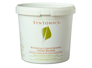Syntonics: Botanical Conditioning Cremè Relaxer 4lbs