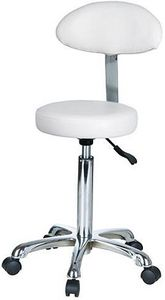 USA Salon and Spa Therapist Stool Button +