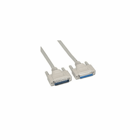 10 Foot DB25 Male / Female Cable