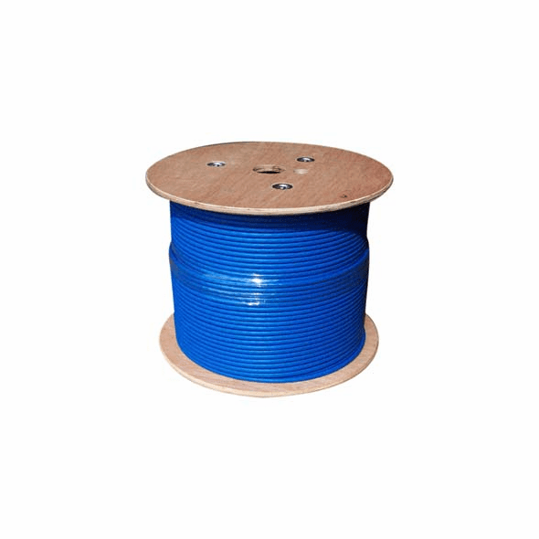 1000 Feet Cat 6A 10G Solid Wire Bulk Cable