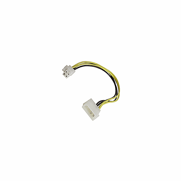 12 inch 4 pin to 12 Volt ATX Power Supply Adapter Cable