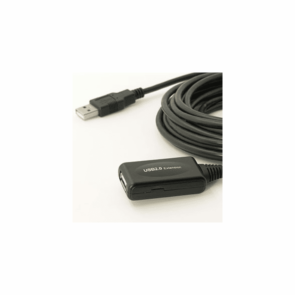 15 foot USB 2.0 Active Repeater Extension Cable (Male/Female)