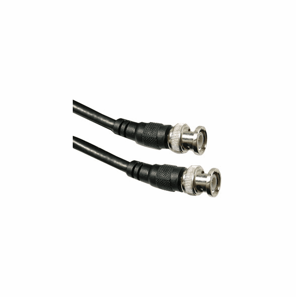 25 Foot RG59 75ohm BNC Male / Male Video Cable