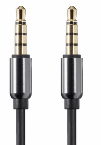 3.5mm 4 Conductor (TRRS) Audio Cables