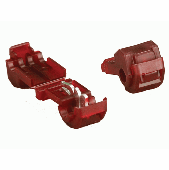 3M Red T-Tap 22-18 Gauge Package of 10