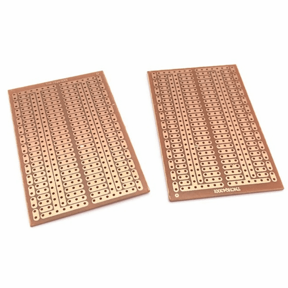 4.5cm x 7cm Prototype Boards, Pack of 2