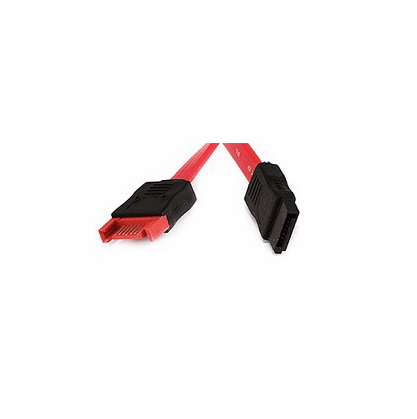 6 inch SATA Serial ATA Extension Cable - Red