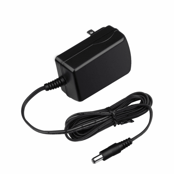 9V DC Power Adapter (500mA Output, 120V AC Input, 2.1mm ID / 5.5mm OD) - Regulated