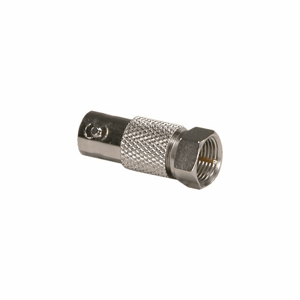 BNC Female To F-Type Male Adapter