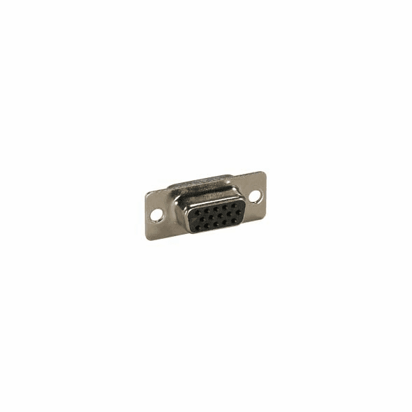 DB15HD (High Density) VGA Female Solder Cup Connector