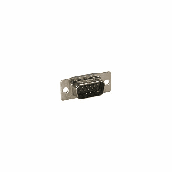 DB15HD (High Density) VGA Male Solder Cup Connector