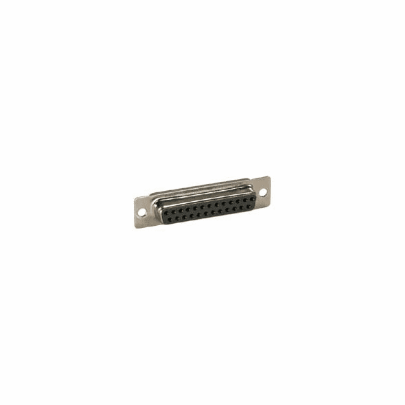DB25 Female Solder Cup Connector