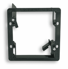 Double Gang Low Voltage Mounting Bracket