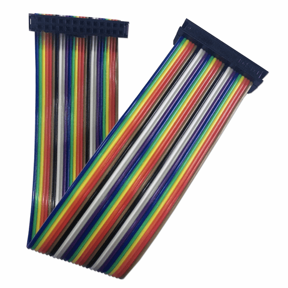 GPIO 4 Inch Ribbon Cable for Raspberry Pi Raspberry Pi A/B with 26pins