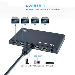 HDMI Switches, Splitters and Converters