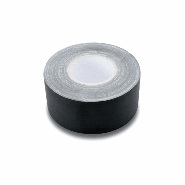 "HOSA GFT-450BK Black Gaffer Tape - 3"" x 60 Yards"
