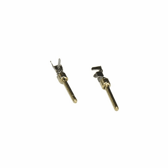 Male Pin for D-Sub Connector, 100 Pack