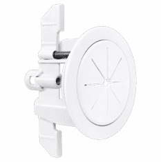 """Midlite Speedport™ Universal Cable Pass Through & Anchor System (2"""", White)"""