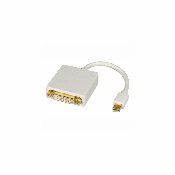 Mini DisplayPort to DVI Digital Adapter