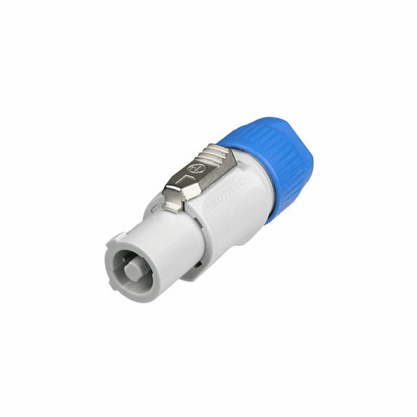 "Neutrik�Professional PowerCON ""OUT"" Connector Gray NAC3FCB"