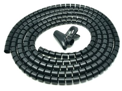 Spiral Cable Zip Wrap