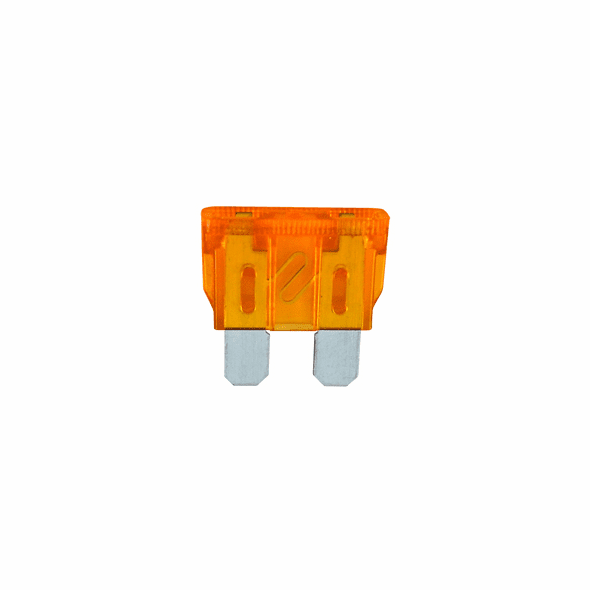 NTE 74-AF5A Fuse-automotive Atc Equivalent Blade Type 5a 32V Tan Color Fast Acting 5 Pack