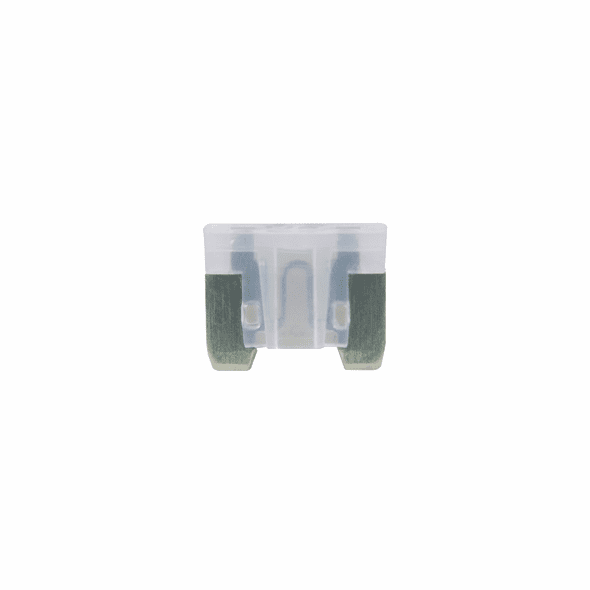 NTE 74-LPM-25A Fuse Automotive 25A Low Profile Mini, Clear 5 Pack