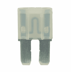 NTE 74-MIC2-25A Fuse Automotive 25A Micro-2, Clear 5 Pack