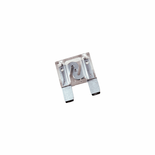 NTE 74-XAF80A Fuse-automotive Max Equivalent Blade Type 80amp 42vdc Natural Color Fast Acting 2 Pack