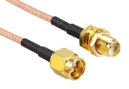 SMA and RP-SMA Extension Cables