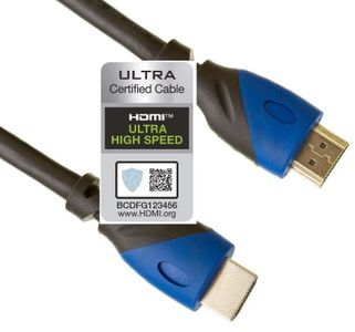 Ultra High Speed HDMI 2.1 Cables (UltraHD 8K)