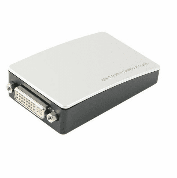 USB 3.0 to DVI Display Adapter