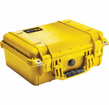 Pelican 1450NF Case Without Foam (1450) YELLOW