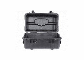 Pelican 1460NF Case With No Foam - BLACK