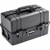 Pelican 1465 Air Case With Foam Black 1465