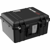Pelican 1507 Air Case Black No foam 1507NF-Black