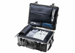 Pelican 1560LOC Laptop Overnight Case - 1560LOC-BLACK