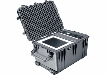 Pelican 1660 Pelican Case With Foam BLACK