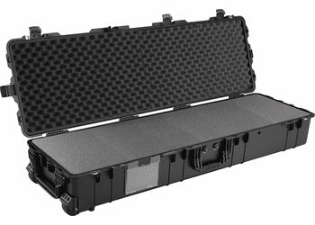 Pelican 1770 BLACK Case With Foam
