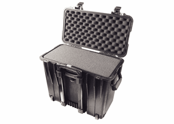 Pelican Case 1440 With Foam - BLACK