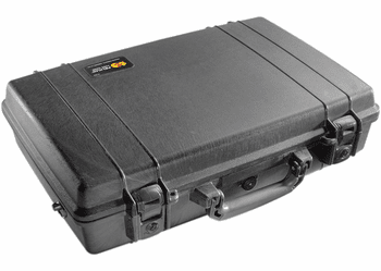 Pelican Case 1490 No Foam - BLACK