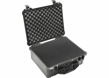 Pelican Case 1550 With Foam -  BLACK