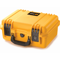 Pelican iM2100 Storm Case With Padded Dividers YELLOW