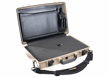 Pelican Laptop Computer Case 1490CC#2-TAN