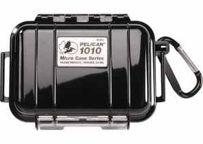 Pelican Micro Case # 1010 - BLACK